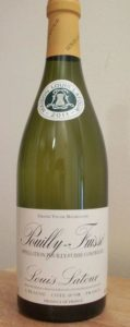 Pouilly Fuisse Chard